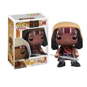 Funko Pop NIB The Walking Dead Television Michonne